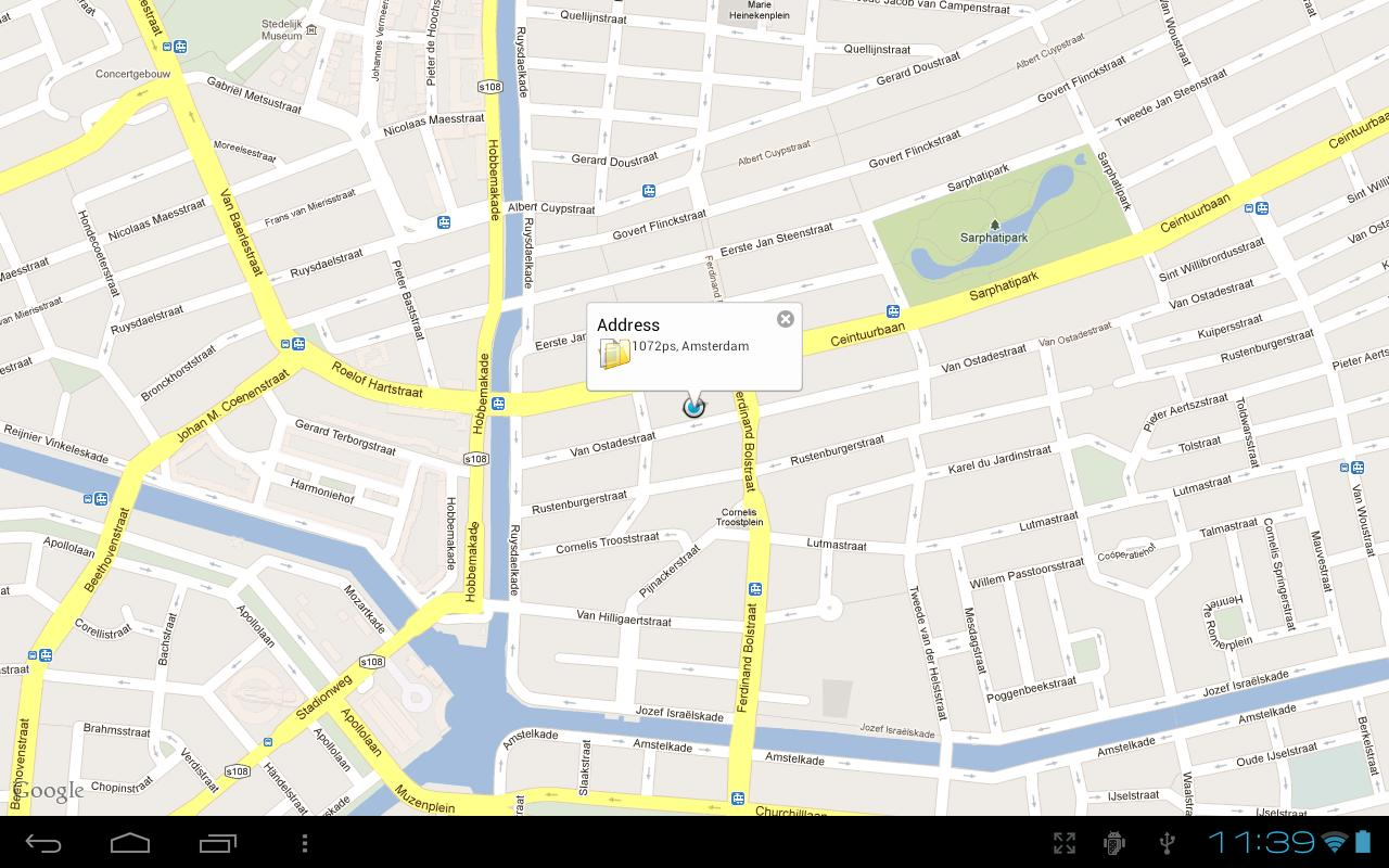 CWR Mobile CRM 5.1- screenshot