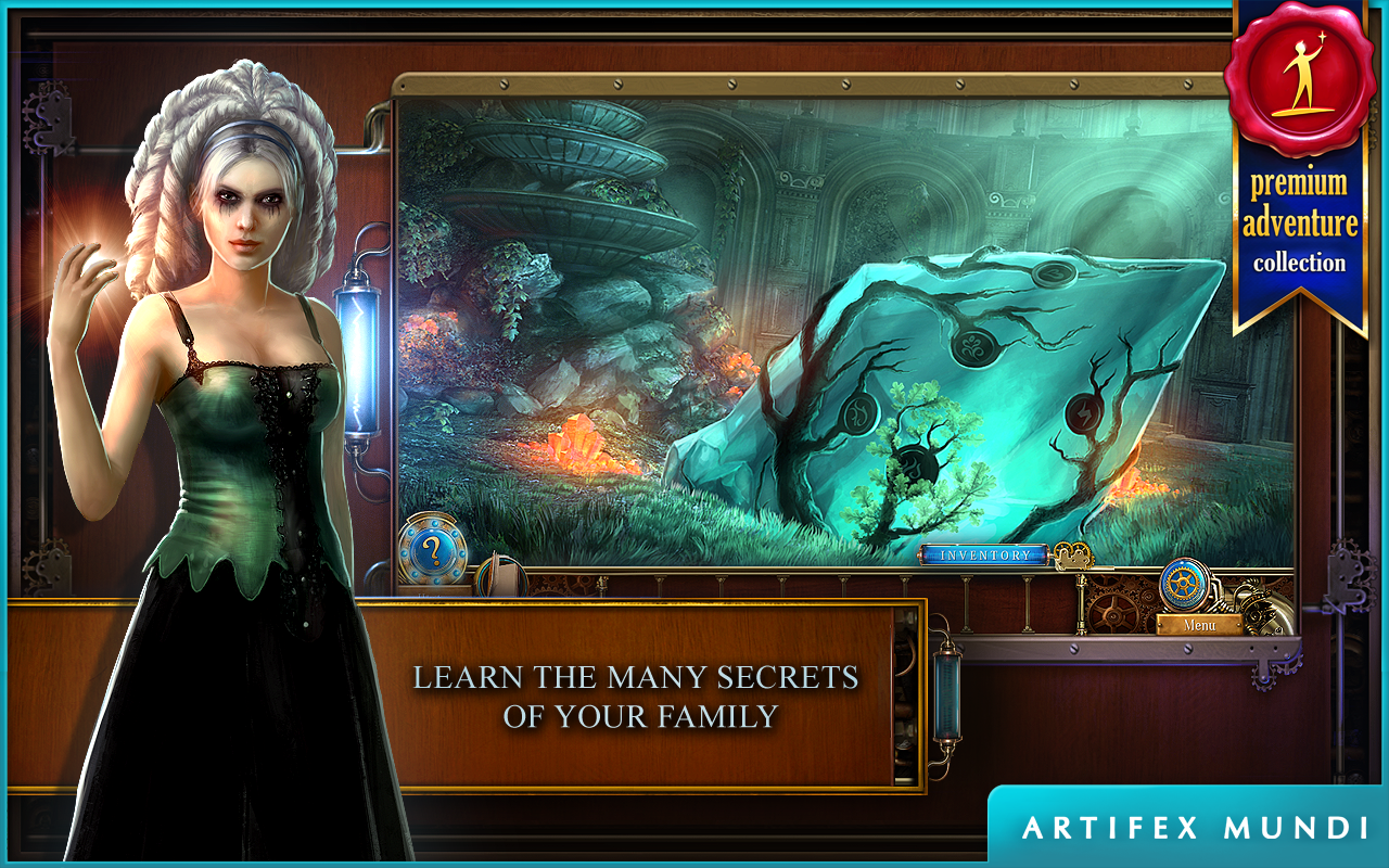 Time Mysteries 2: The Ancient Spectres (Full)- screenshot