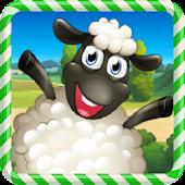 Hopping Sheep