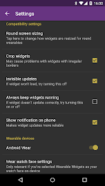 Wearable Widgets Screenshot 8