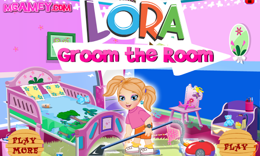 女の子のためのローラ·ゲーム
