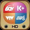 Xem truyen hinh - tivi mobile icon