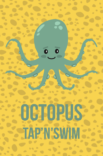 Octopus Tap'N'Swim