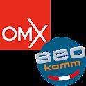 SEOkomm OMX Konferenz Programm icon