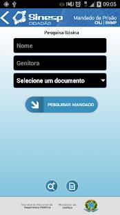 Sinesp Cidadão- screenshot thumbnail