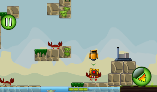 Rocket Robot - screenshot thumbnail
