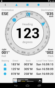 Field Compass Screenshot 11