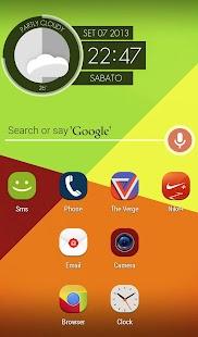 Stock UI Icon Theme Apex Nova - screenshot thumbnail
