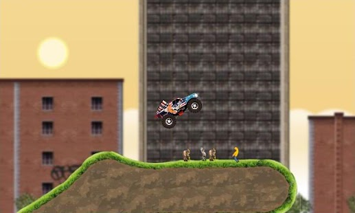 Monster truck Game Rage Truck - screenshot thumbnail