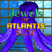 JEWELS OF ATLANTIS SlotMachine