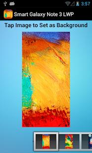 玩程式庫與試用程式App|Galaxy Note 3 Smart LWP免費|APP試玩