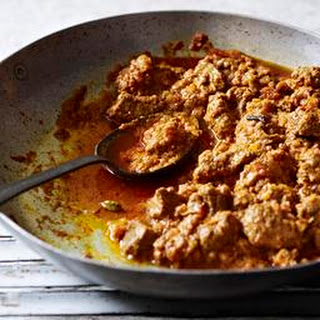 Aromatic Beef Curry.