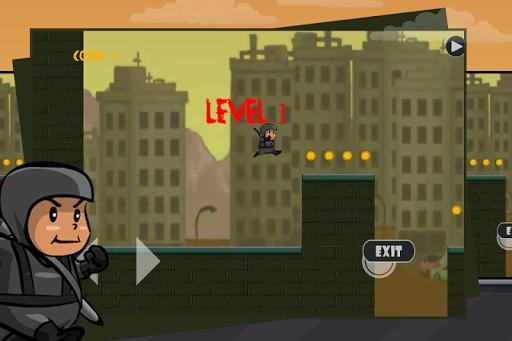 Ninja Run Free best game