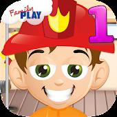 Fireman Kids Grade 1 Games