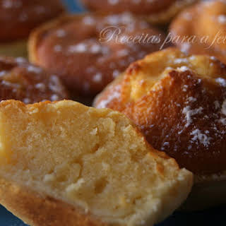 Cottage Cheese Muffins.