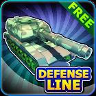 tower defense Line Demo icon