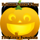 Halloween Puzzles & Song