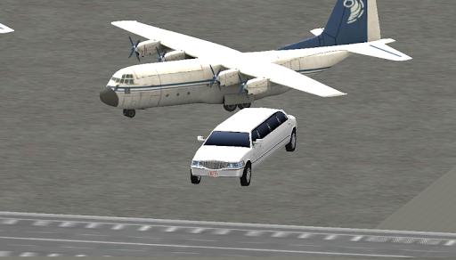 Limousine Taxi Simulation 2015