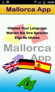 Mallorca App- screenshot thumbnail