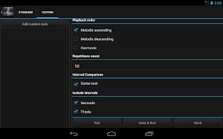 Screenshot of Perfect Ear Pro