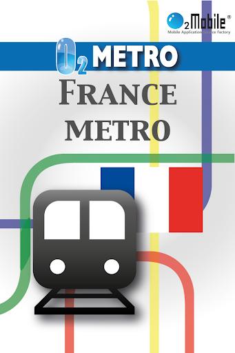 FRANCE METRO - PARIS