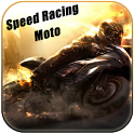 Speed Racing Motorcycle icon