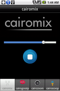 cairomix- screenshot thumbnail