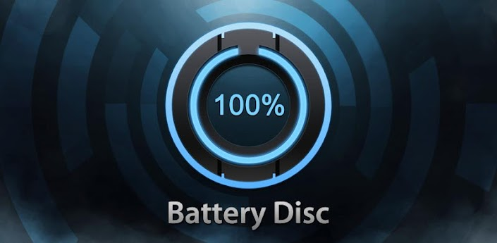 Beautiful Battery Disc