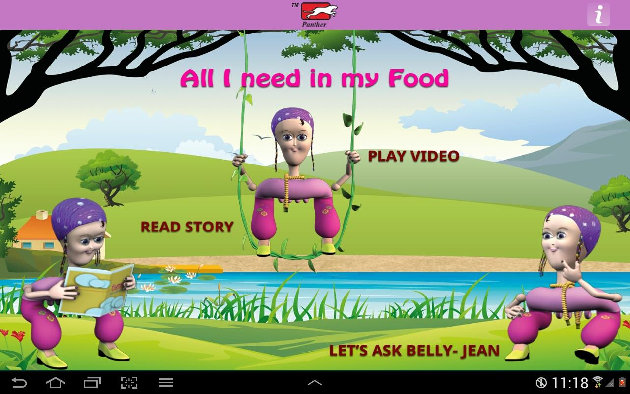 Anatomy for Children-Stomach- screenshot