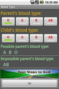 Blood Type - screenshot thumbnail
