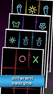 Tic Tac Toe Glow Screenshot 3