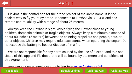 Flexbot- screenshot thumbnail