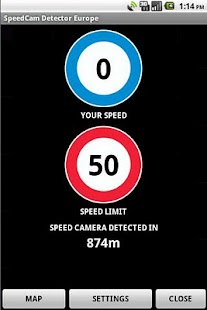 SpeedCam Detector Australia - screenshot thumbnail