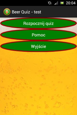 Beer Quiz - test o piwie