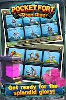 Screenshot of Pocket Fort