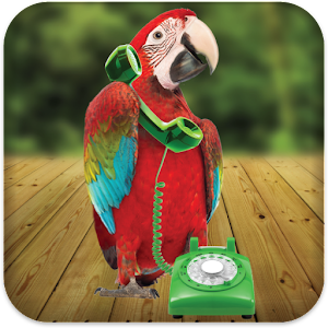 Parrot Phone Call Icon