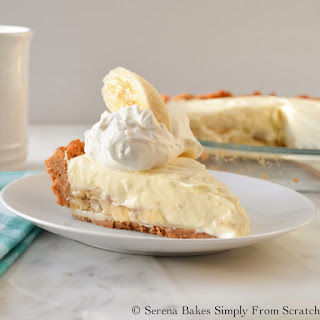 Banana Pudding Cheesecake.