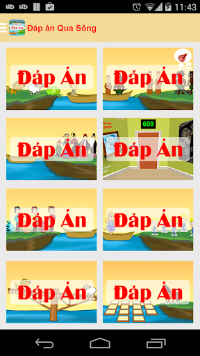 Dap An Qua Song IQ
