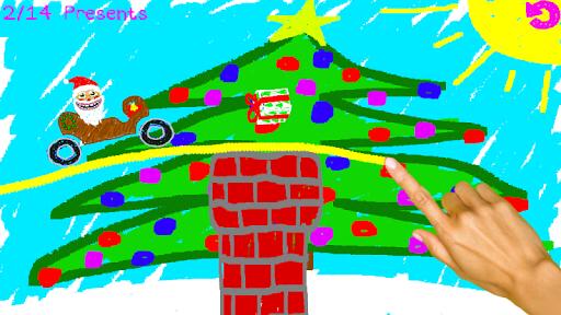 Scribble Santa