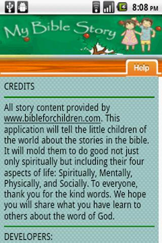 My Bible Story Volume 1 - 5 - screenshot