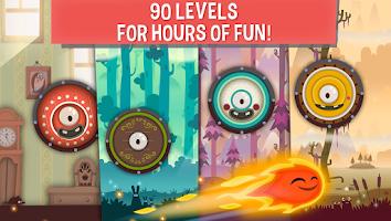 Screenshot of Pyro Jump