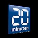 20 Minuten Online logo