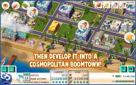 Build It! Miami Beach Resort 1.1 screenshot 154716