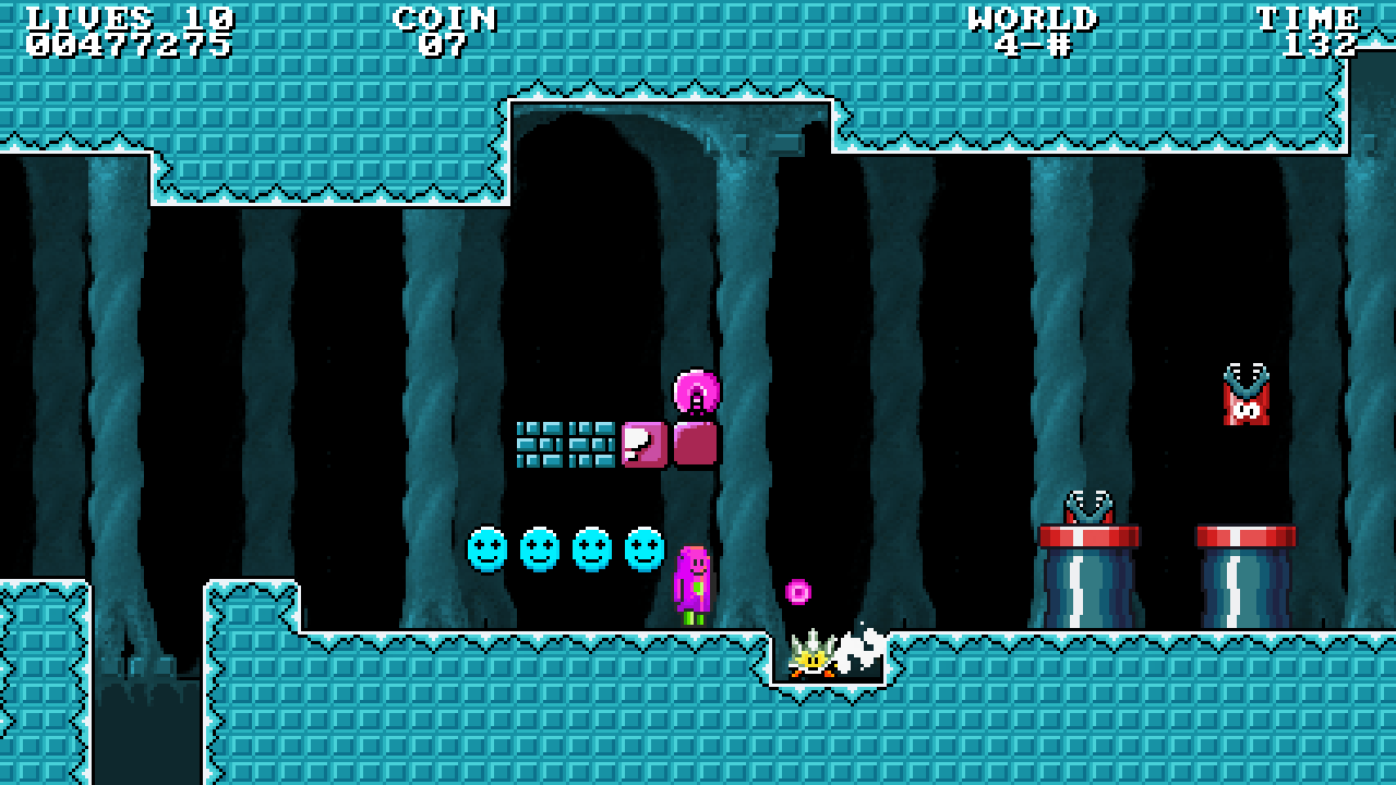 Super Androix - screenshot