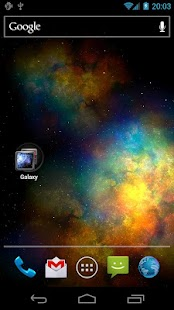Vortex Galaxy Screenshot 1