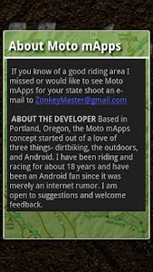 Moto mApps Washington screenshot 4