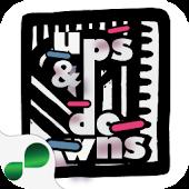 Ups & Downs Doodle