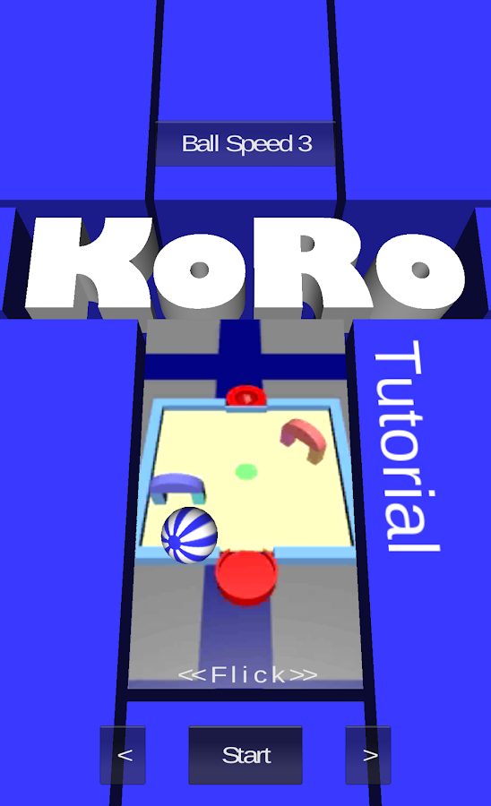 KoRo- screenshot