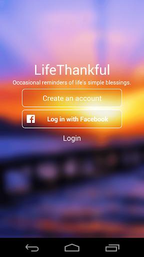 Life Thankful