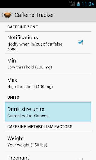 免費下載健康APP|Caffeine Tracker app開箱文|APP開箱王